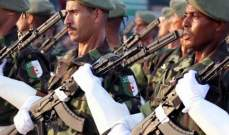 الجيش الجزائري: تفكيك شبكة متكونة من 3 عناصر دعم للجماعات الارهابية في جبال تيبازة