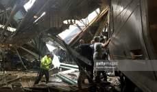 مقتل 3 أشخاص وإصابه 13 في خروج قطار ركاب عن مساره بإيطاليا