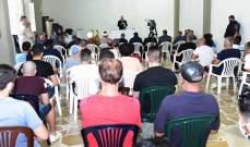 توزيع شهادات على سجناء تابعوا دورات محو أميّة ولغة إنكليزية