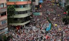 تويتر وفيسبوك يعلنان اغلاق مئات الحسابات الصينية التي تعمل ضد التحركات في هونغ كونغ