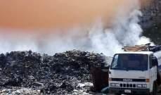 مواطنون في بلدة حمّانا يشكون من جريمة بيئية ترتكب في وضح النهار