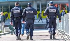 السلطات الفرنسية: تعرض شرطي للطعن أثناء اعتقال أحد الجناة بمدينة إيفري سورسين
