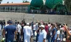 مستوطن اسرائيلي دهس فلسطيني أثناء اداء صلاته في رأس العامود في القدس