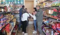 فريق من وزارة الاقتصاد جال في محال تجارية في الهرمل والقائمقام طلب التشدد في ضبط الاسعار
