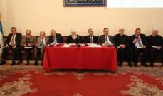 المجلس المذهبي: على الحكومة التصدي لأسباب الأزمة الاقتصادية