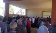 تشييع قنصل السنغال في لبنان في بلدة البابلية