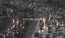 التحكم المروري: جريحان نتيجة تصادم بين سيارة ودراجة نارية على جسر كفرشيما