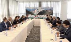 طلال ارسلان: وزارة المهجرين اليوم هي الوزارة السيادية الأولى