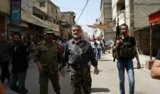النشرة: اللقاءات اللبنانية الفلسطينية تتسارع على وقع فرار أبو خطاب من عين الحلوة