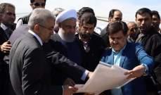 روحاني شدد على ضرورة وضع خطط لمنع وقوع السیول في جنوب غرب إيران