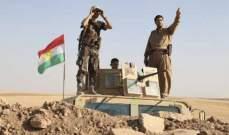 الوحدات الكردية تتهم القوات التركية باستهداف قواتها في ريف كوباني