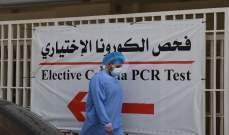 إدارة الكوارث: تسجيل 7527 وفاة و533685 إصابة و489319 شفاء من كورونا ن 21 شباط 2020