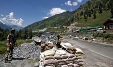 مواجهات بالأسلحة الثقيلة بين الجيشين الهندي والباكستاني
