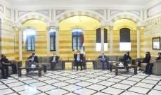 دياب وقّع مشروع قانون لإعطاء تعويضات ومعاشات تقاعد لذوي ضحايا انفجار المرفأ