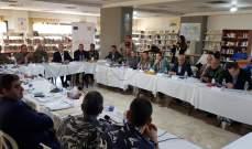 طاولة حوار حول مشروع تعزيز الاستقرار في عكار