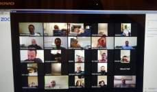 إجتماعات إلكترونية مفتوحة لتيار المستقبل لمواكبة كورونا ميدانيا