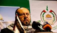 السفير التونسي بلبنان يلتقي ممثل حماس: دعمنا للقضية الفلسطينية مستمر