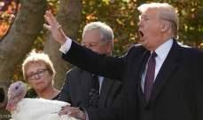 ديك رومي محظوظ يحصل على عفو رئاسي من ترامب