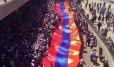 الأب طانشيان: الابادة بحق الأرمن هدفت للقضاء على هذا الشعب برمته