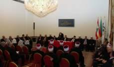 اقفال صندوق اقتراع عاليه في انتخابات المجلس المذهبي الدرزي وبدء فرز الأصوات