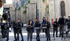 المخطط الصهيوني للمس بالأقصى تنفذه النسخ الارهابية