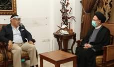 فضل الله التقى العلوي: لبنان لا يُحكم إلا بالتوافق نحن بحاجة لتنازلات متبادلة من الجميع