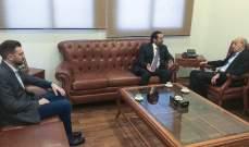 """LBCI"" عن لقاء الحريري- جنبلاط: توافق بالرأي حول كيفية التعاطي مع حادثة قبرشمون"