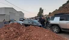 حالة الطرقات صباح اليوم الاربعاء في عدد من المناطق اللبنانية