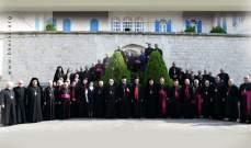 مجلس البطاركة والأساقفة الكاثوليك: نتبنى المطالب المحقة وندعو المعتصمين لتوخي الحكمة