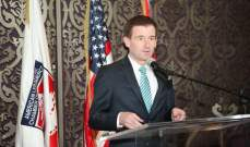 مصادر سلام للجمهورية: زيارة هيل وسفراء اتحاد اوروبا تؤكد دعمهم للحكومة
