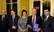 فادي قمير فاز بجائزة فينيكس: لالتزام اهداف التنمية المستدامة