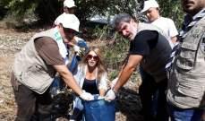 حملة عيون السمك: تنظيف 40% من أطنان النفايات العائمة على سطح البحيرة كمرحلة أولى