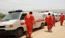 الصليب الاحمر الدولي: 51 قتيلا بينهم 40 طفلا بالغارة على ضحيان اليمنية