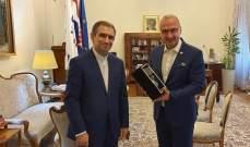 وزير الخارجية الكرواتي: الاتفاق النووي إنجاز دبلوماسي كبير
