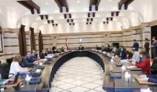 مصدر للـOTV: المعارضات من داخل الحكومة ذُللت والتعيينات ستمر بجلسة الخميس