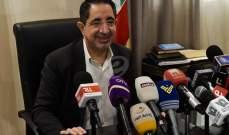 الحاج حسن: الفساد أصبح خطرا حقيقيا وليس لدينا قدرة على لجمه