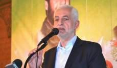باسم لمع: ﻻ مصلحة لأحد بالرهان على متغيرات إقليمية وربطها بملف الحكومة