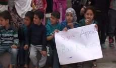 الأمم المتحدة: نزوح نحو 350 ألف سوري عن إدلب منذ مطلع كانون الأول
