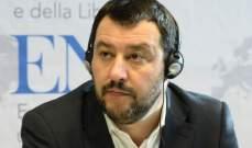 صحيفة آي: وزير الداخلية الإيطالي هو رجل أوروبا القوي