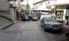 النشرة: حركة ناشطة في سوق حاصبيا الرئيسي وأمام محطات المحروقات عشية الإقفال العام