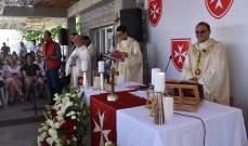 سبيتيري ترأس قداساً في مركز منظمة مالطا: تطوّع الشباب يبني السلام