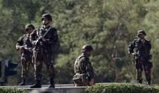 الجيش الجزائري: القبض على إرهابيين اثنين مع عائلاتهم شرق البلاد