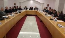 مجلس الروم الكاثوليك: لحكومة تتخذ خطوات صارمة للمعالجة والمحاسبة