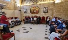 الجمعية اللبنانية للبيئة والصحة أطلقت مبادرتهالدعم القطاعات الصغيرة في زحلة والبقاع
