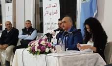 أبو الحسن: بعض السياسيين يتناتشون المصالح والتقدمي اختار التحالف الثابت