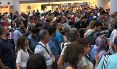 """الأخبار: هناك احتمال أن يكون تعطيل نظام """"SITA"""" في المطار جرى يدوياً"""