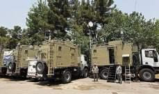 قوات الدفاع الجوي الإيرانية ترسل تعزيزات صاروخية إلى غرب ايران