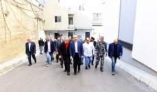 قوى الامن: زيارة نقابتا المحامين ببيروت والشمال للسجون على جميع الأراضي اللبنانية
