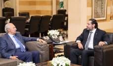 معلومات الـMTV: الحريري أكد للصفدي خلال اللقاء الأخير بينهما دعمه حتى النهاية