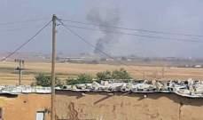 سانا: قصف جوي ومدفعي تركي يستهدف مدينة رأس العين السورية